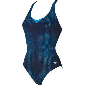 arena Gina Light - Bañador Mujer - azul